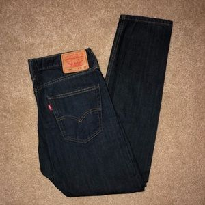 Men's Levi's 508 Slim Straight Jeans 33x30